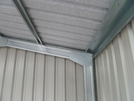 Condensation Resistant Roof Cladding as Standard