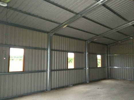 Steel Sheds Ni Premier Steel Buildings