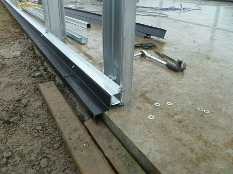 Vermin Resistant Adjustable Base Trim